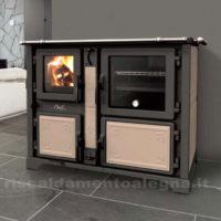 Cucina a legna Italy La Nordica Extraflame