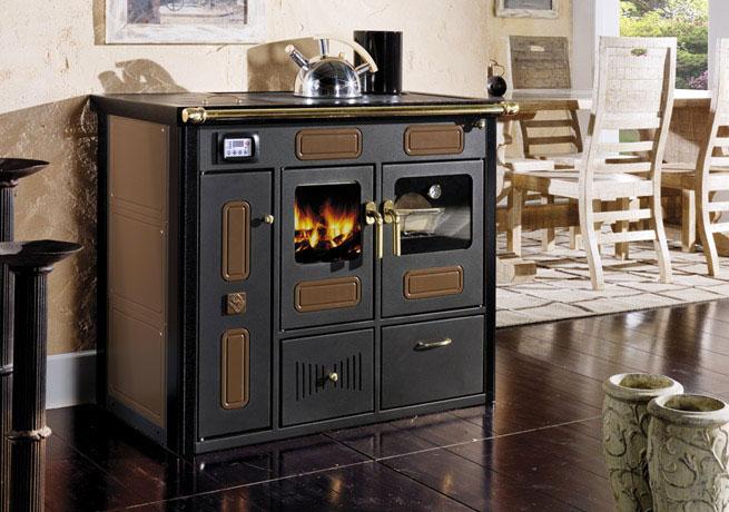 Cucina a legna termica ylenya - Cucine a pellet prezzi ...
