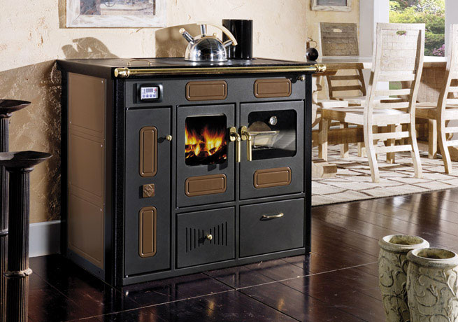 Cucina a legna termica ylenya