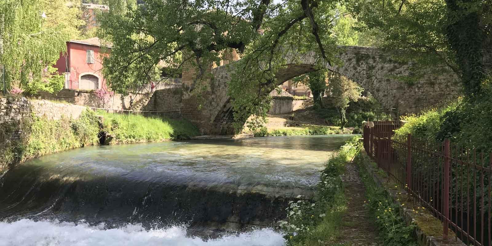Ponte San Frnacesco Subiaco