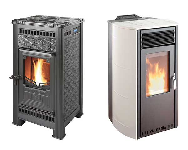 Stufa a pellet in ghisa miglior prezzo caldaie termostufe termocamini a legna e pellet - Stufe a pellet poco prezzo ...